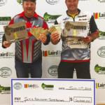2017 DMWD winners Terry Bernath and Jamie Robinson