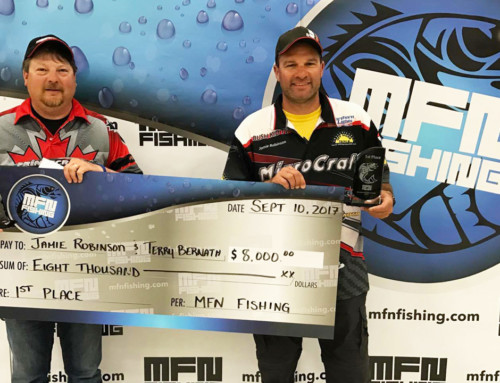 Bernath and Robinson Dominate Day 2 to win MFN Fall Classic