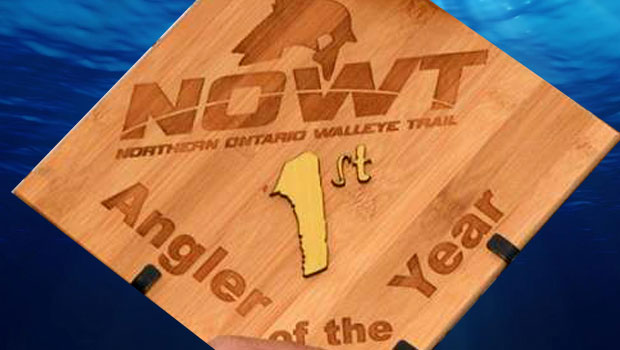 The 2015 NOWT season has ended and competition has been tight.  Not only at each event, but also for the Angler of the Year award!