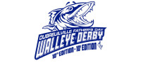 The team of Louis and Derek Pelletier were tops at the podium for the 10th Annual Dubreuilville Father's Day Walleye Derby.