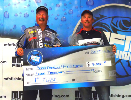 Caverson and Martin Win the MFN Fall Classic