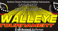 The Sagamok Fall Walleye Classic will close out a tremendous NOWT season by challenging anglers to hook into large, quality walleyes found in the Spanish River.