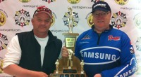 Craig Salmonson & Tory Garneau walk away with the $10,000 – 1st Place Prize with a total weight of 30.65 Ibs in the tournament held on Mattagami Lake this weekend.